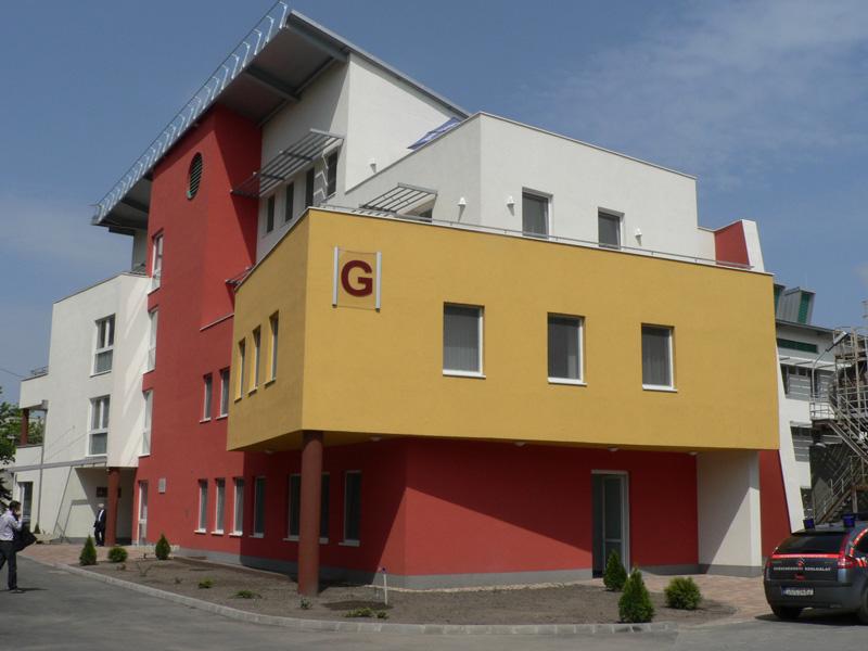 Heim Pál Gyermekkórház G épület